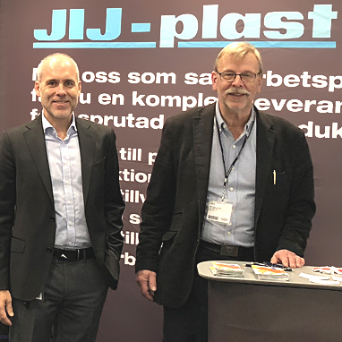 JIJ-Plast AB Thomas Palm & Jan Zetterström