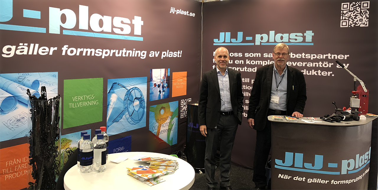 Elmia subcontractor 2018 JIJ-plast AB