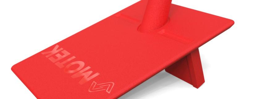 Montasjeverktøy skjult innfesting 5mm